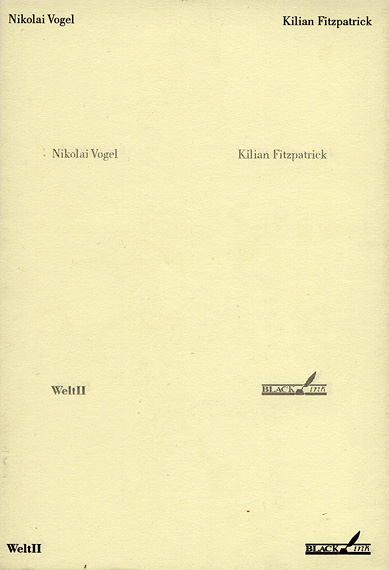 Nikolai Vogel: Publications